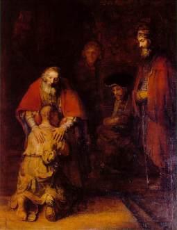 prodigal_son Rembrandt